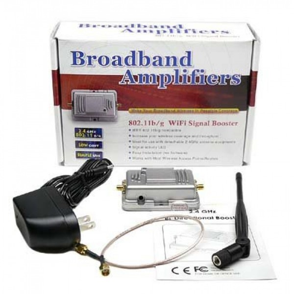 Amplificador de señal wifi de 2 watt