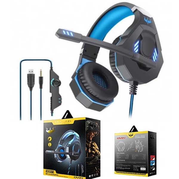 Audifonos Gamer Ovleng P30 Compatible con PC/PS4/PS5
