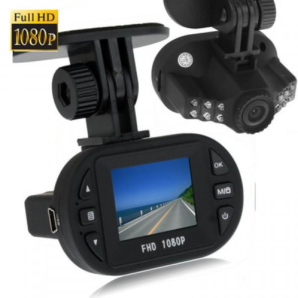 Camara de Auto Full HD 1080p visión nocturna