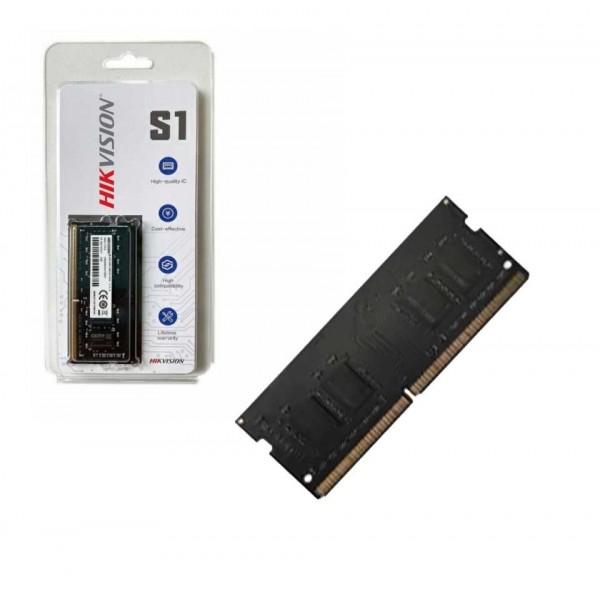 Memoria Ram Hikvision S1 4GB para Notebook DDR4 2666Mhz