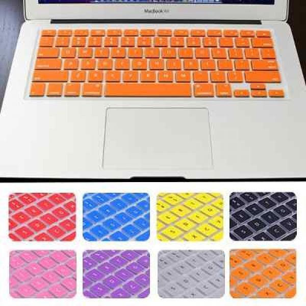 Protector de Teclado para Macbook colores
